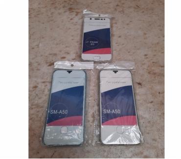 Fotos para Capa De Silicone 360 P Samsung Galaxy J7 Prime E A50