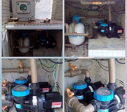 Fotos para Conserto e Instalação de Filtros, Bombas e aquecedor