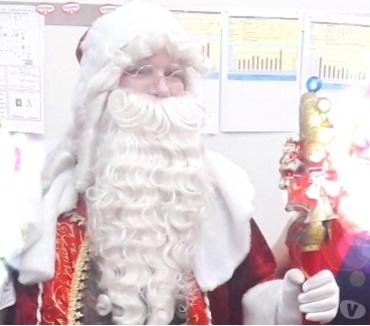 Fotos para Papai Noel visita presença residência empresa casa