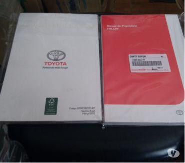 Fotos para Manual Proprietário Toyota Corolla, Paseo, Camry, Hilux, Sw4