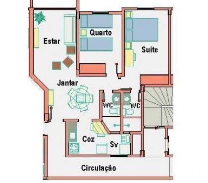 Fotos para Apto novo, 2 quartos com suite, Liberdade, Campina Grande