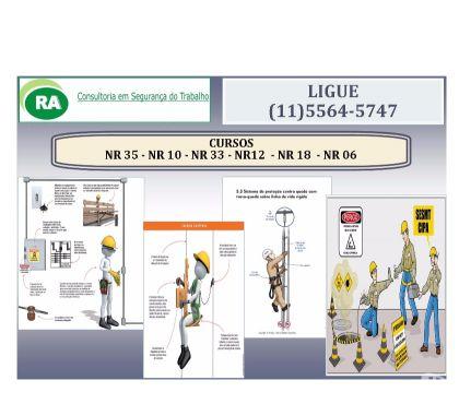 Fotos para CURSO de NR 10 em MOEMA e CAMPO BELO - NR 10;35;33
