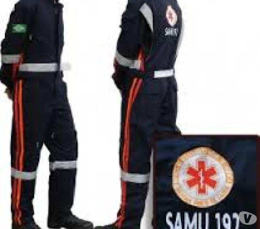 Fotos para Macacão Samu 192 Em Rip Stop Pronta Entrega