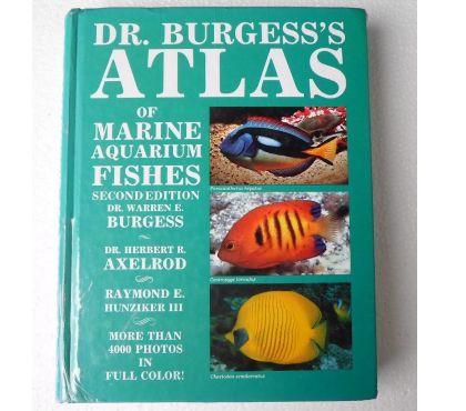 Fotos para Livro Dr. Burgess's Atlas Of Marine Aquarium Fishes Axelrod