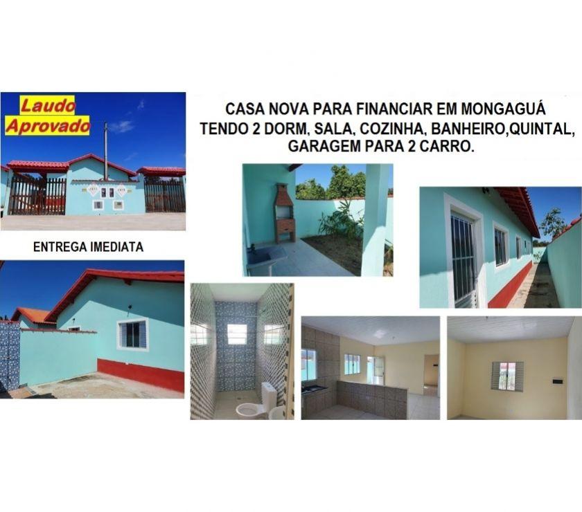 Apartamentos a venda Itanhaem SP - Fotos para Casa escriturado a venda em Mongaguá