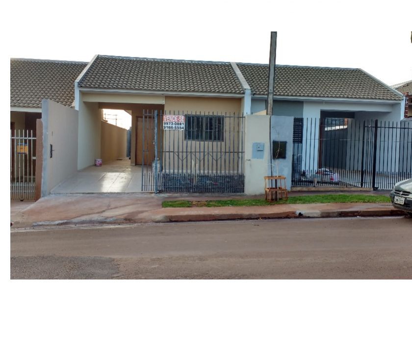 Fotos para Casas 3 qua de 80m² no Jd. Monte Rei Sdi-Pr