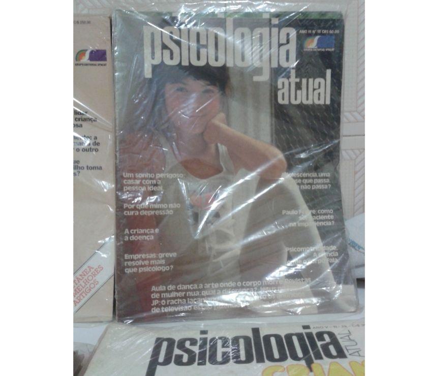 "Fotos para VIII - Diversas Revistas ""Psicologia Atual"""
