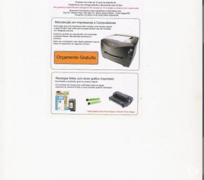 Fotos para manutenção de impressoras e copiadoras