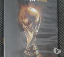 Fotos para DVD Coleção Copa Do Mundo 1930-2006 França 1998!
