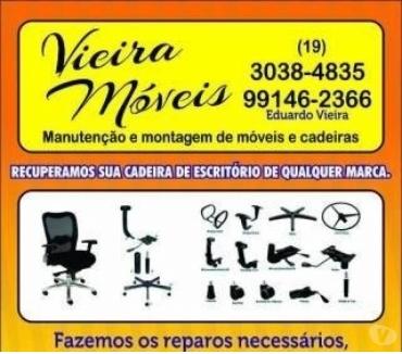 Fotos para Reforma, concerto, manutenção cadeiras escritório