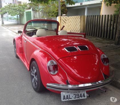 Fotos para VW CONVERSÍVEL VERMELHO - SHOW