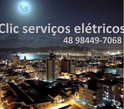 Fotos para eletricistas em Florianópolis Clic