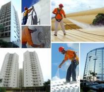 Fotos para LIMPEZA DE FACHADA COM HIDROJATO DE ALTA PRESSÃO 31-33737864