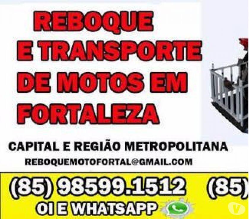 Acessórios Automóveis Fortaleza CE Fortaleza Cidade - Fotos para Reboque de Moto em Fortaleza