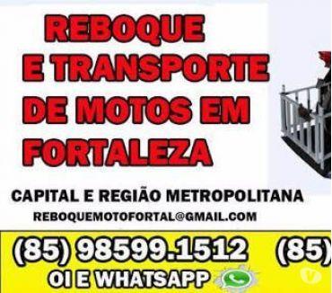 Fotos para Reboque de Moto em Fortaleza