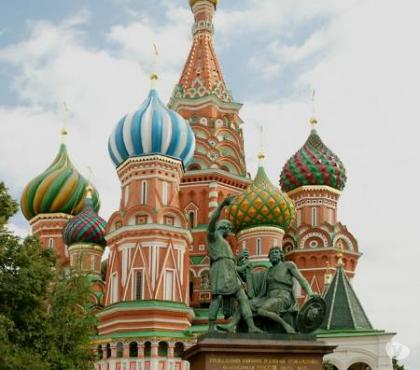 Fotos para Aulas de Russo