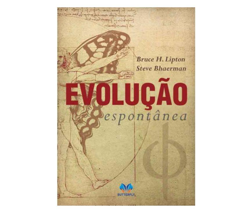 Fotos para Livro Evolução Espontânea - Bruce H. Lipton