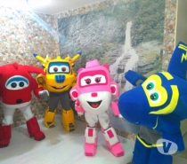 Fotos para Personagem Super Wings Para Festa Infantil BH e Regiao
