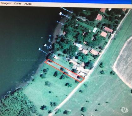 Fotos para terreno frente para o rio zacarias