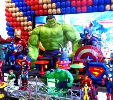 Fotos para Herois Vingadores Cover personagens vivos festas infantil