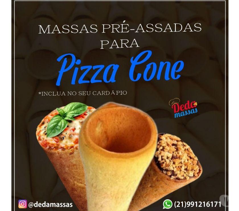 Outros serviços Rio de Janeiro RJ Piedade - Fotos para MAssa de pizza cone