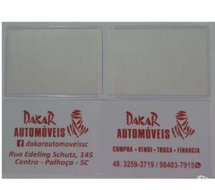Fotos para Porta documentos em Plástico ou Couro Para Veículos