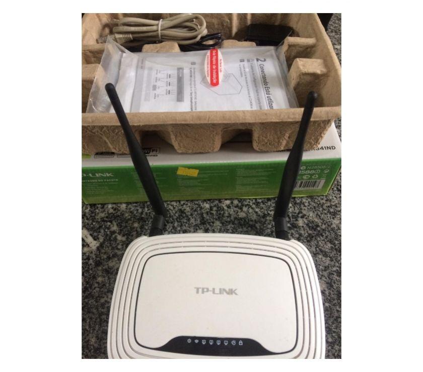 Fotos para Roteador TP-Link 300 Mbps TL-WR841ND!