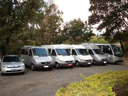 Serviços Turismo Belo Horizonte MG Barreiro - Fotos para ALUGUEL VANS BH