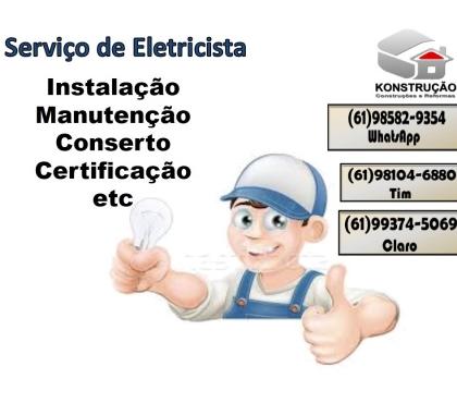 Fotos para Eletricista para Serviço de Instalação e Reforma Elétrica