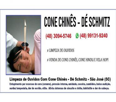 Fotos para Cone Chines São Jose SC Fabricacao e Venda de Cone Chines