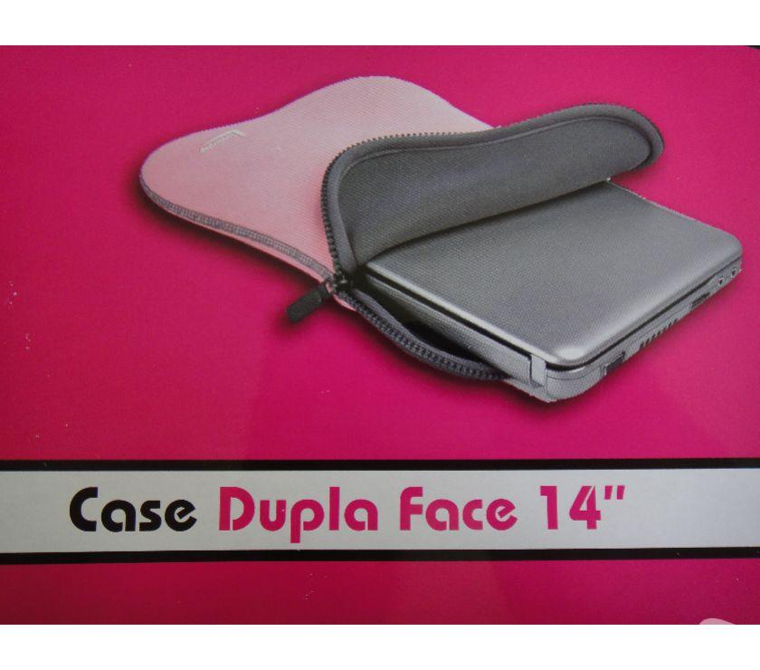 Fotos para Case para Notebook 14'' Leadership Duplaface