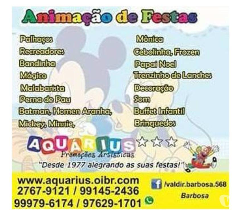 Outros serviços Nova Iguacu RJ - Fotos para Tudo para sua Festa Infantil