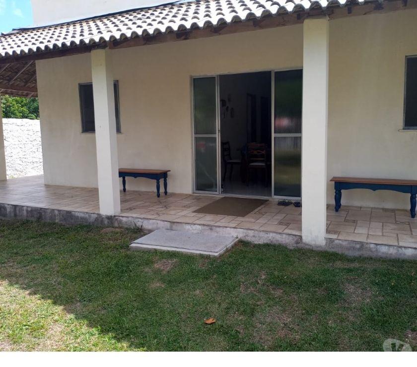 Apartamentos a venda Vera Cruz BA - Fotos para Linda casa nascente com loft a 200 m da praia, em condomínio