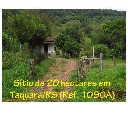 Fotos para Sítio de 20 hectares em Taquara, RS, com jazida de saibro