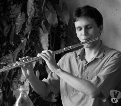 Fotos para Aulas de flauta transversal popular
