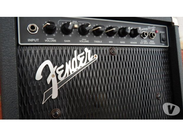 Fotos para Amplificador Guitarra Fender Frontman 38 watts Reverb - Mexi