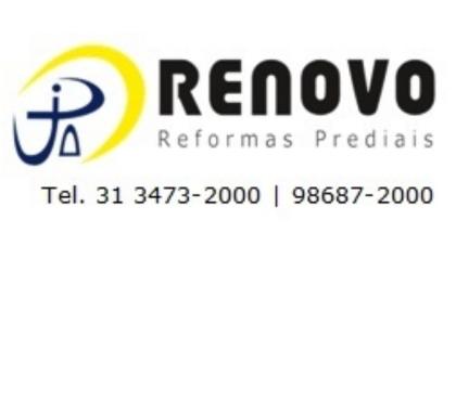 Fotos para Limpeza de Fachada Renovo Reformas Prediais Belo Horizonte