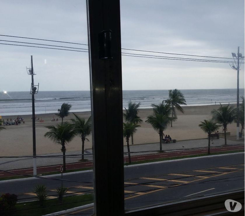 Aluguel temporada Praia Grande SP - Fotos para Praia grande apto frente ao mar Boqueirao