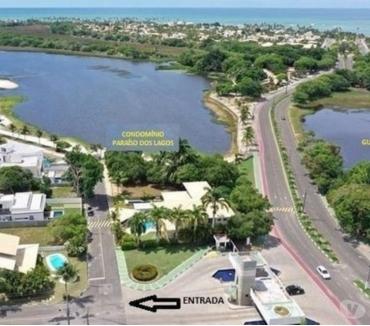 Fotos para Casa com 5 suítes no Condomínio Paraíso dos Lagos Guarajuba