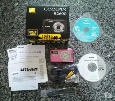 Fotos para Câmera Fotográfica Digital Nikon Coolpix S2600!