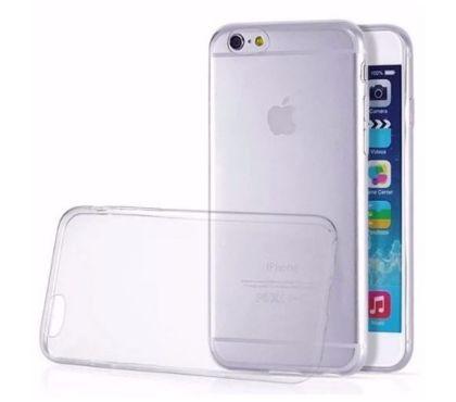 Fotos para Capa Case em Silicone Transparente Iphone 6 Plus (5.5)