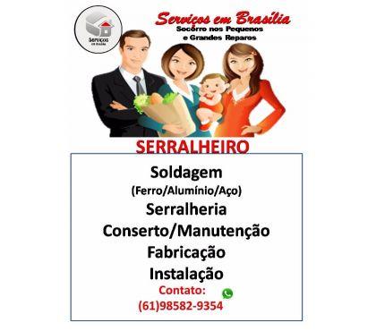 Fotos para Serralheiro para serviço de serralheria em todo o DF