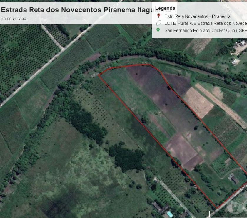 Terrenos Itaguai RJ - Fotos para Lote 101.000M² Piranema Itaguaí RJ R$16,00 o M² Junto RJ 99