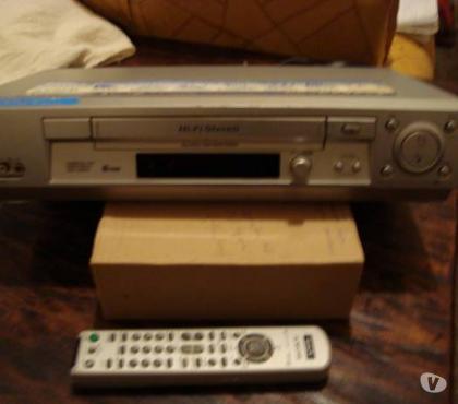 Fotos para Vídeo Cassete Sony Mod. SLV-NX31(G-code)