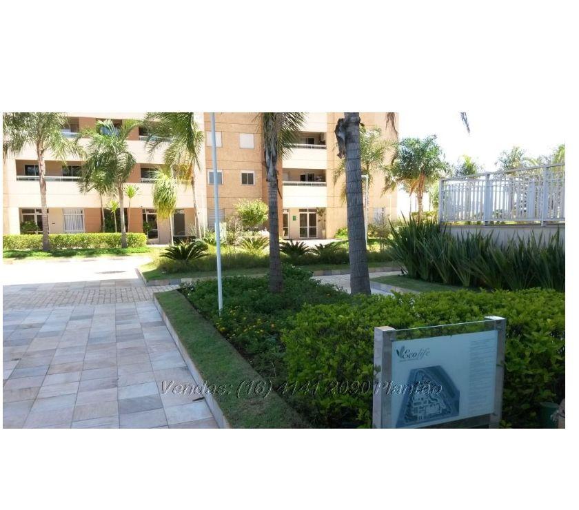 Apartamentos a venda Ribeirao Preto SP - Fotos para Apartamento 3 dormitórios - ECOLIFE Jd. Botânico R$398 mil