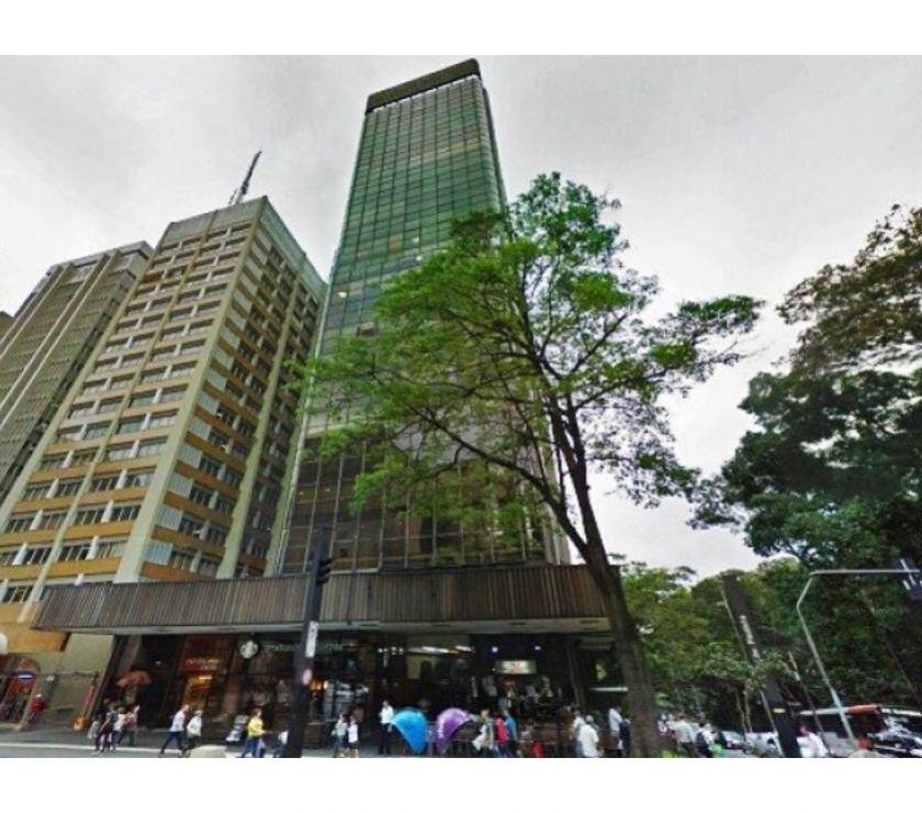 Fotos para Locação ou Venda de Sala Edifício Conde Andréa Matarazzo