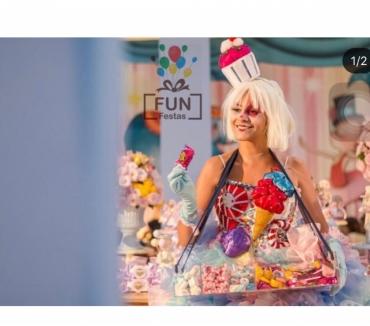Fotos para Personagens circo na sua festa em belo horizonte