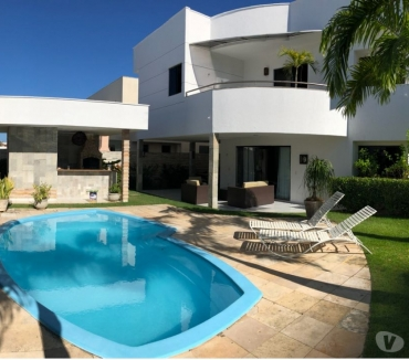 Fotos para Aluguel - Casa Duplex em Ponta Negra - 4 Suítes - Dependênci