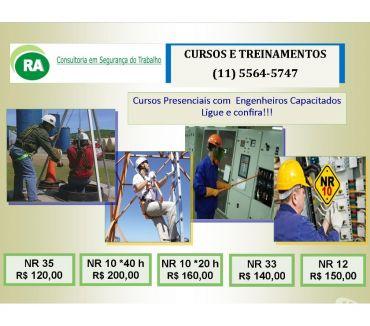 Fotos para Curso NR-10 Zona Sul Santo Amaro Socorro Interlagos só R$160