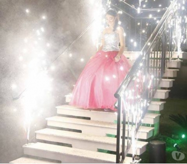 Fotos para Faísca fogos festa casamento teatro debutante 15 aniversario